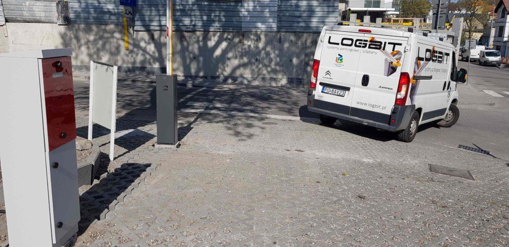 System parkingowy Miedzyzdroje