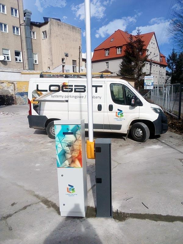Terminal Logbit Parking System