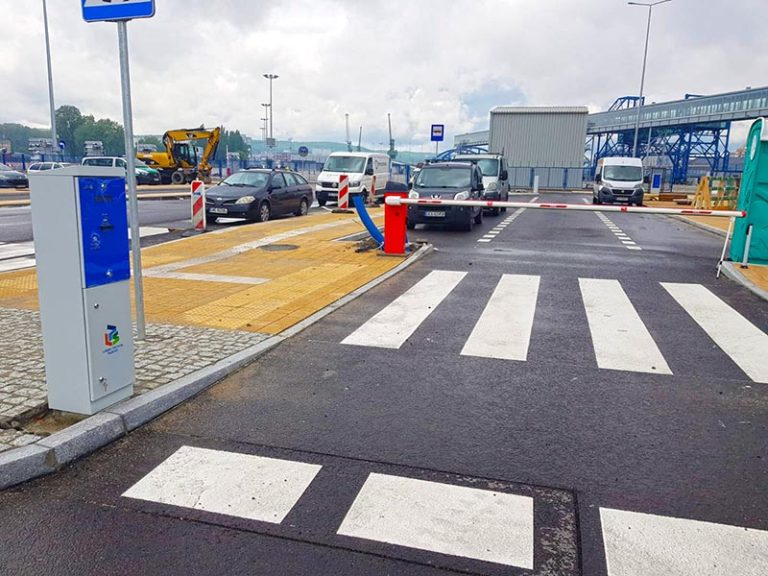 Terminal wjazdowy Gdynia