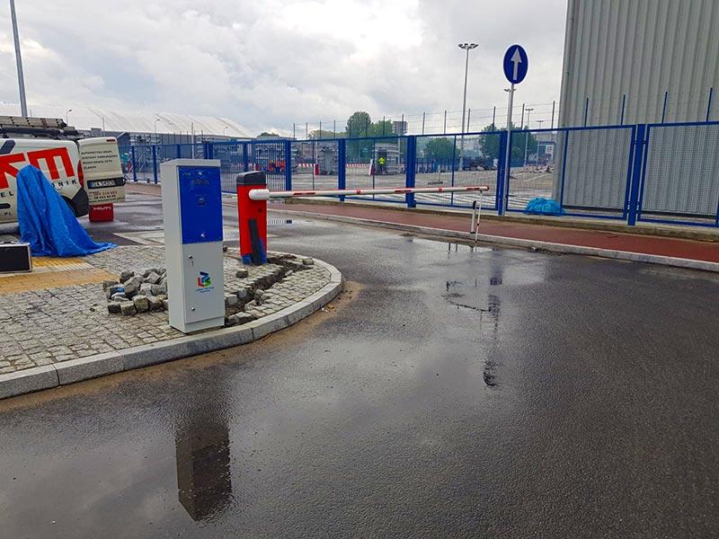Terminal wyjazdowy Gdynia