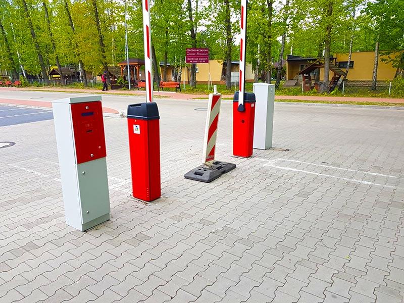 System parkingowy Międzychód 3