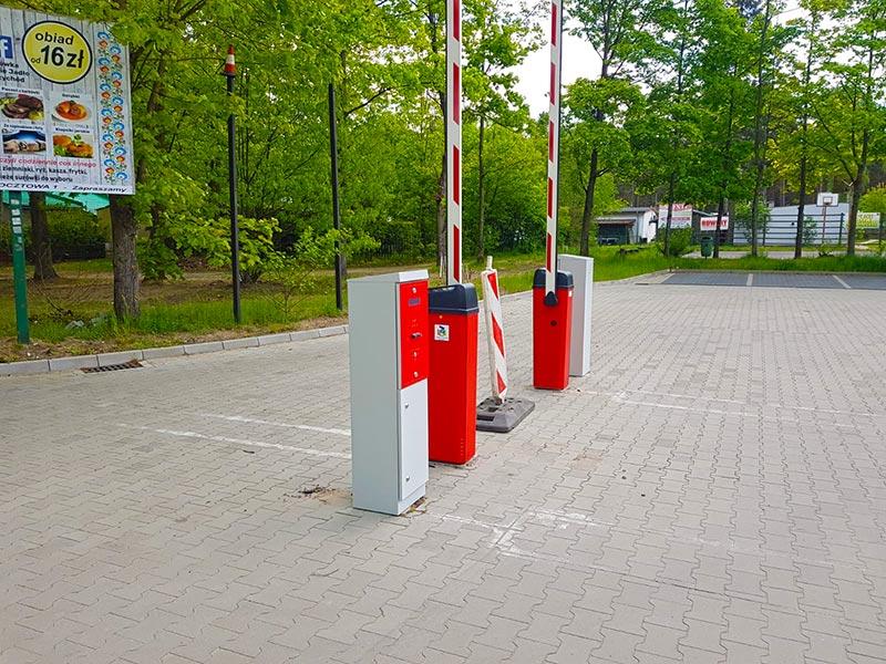 System parkingowy Międzychód