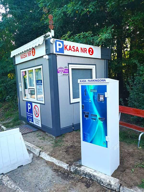 Kasa automatyczna LPS montaż Poznań