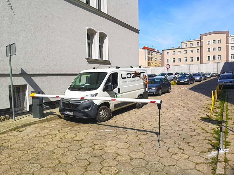 Logbit montaż w Szczecinie